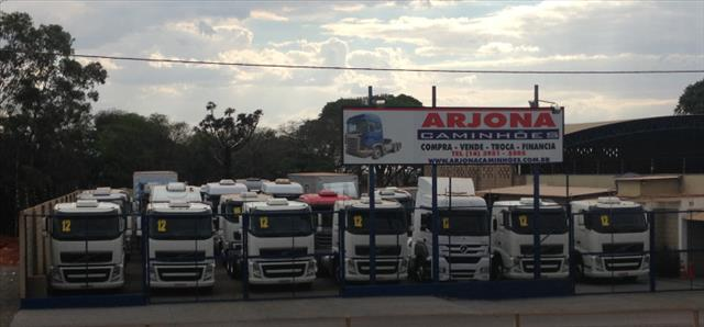 Foto da Loja da Arjona Caminhões
