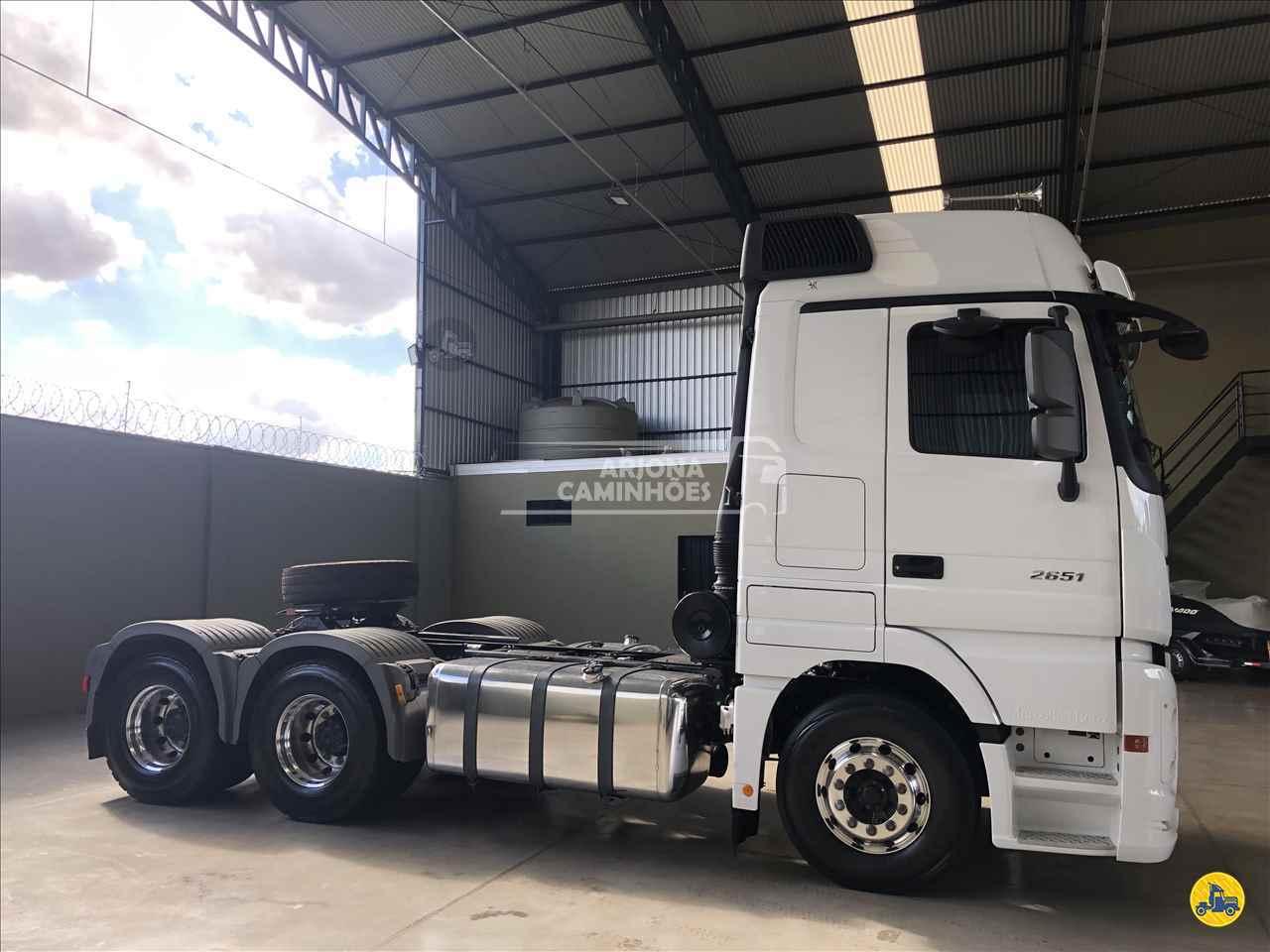 MERCEDES-BENZ MB 2651 200000km 2018/2019 Arjona Caminhões