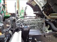 VOLKSWAGEN VW 26260 158000km 2011/2011 Mossin Caminhões