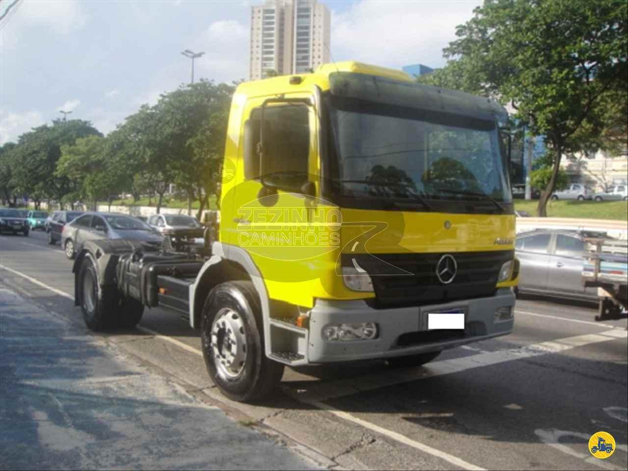 CAMINHAO MERCEDES-BENZ MB 1728 Cavalo Mecânico Toco 4x2 Zezinho Caminhões SAO PAULO SÃO PAULO SP