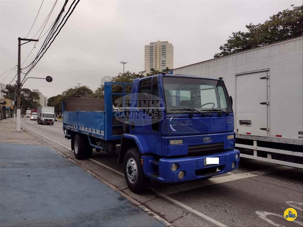 CAMINHAO FORD CARGO 1317 Carga Seca Toco 4x2 Zezinho Caminhões SAO PAULO SÃO PAULO SP