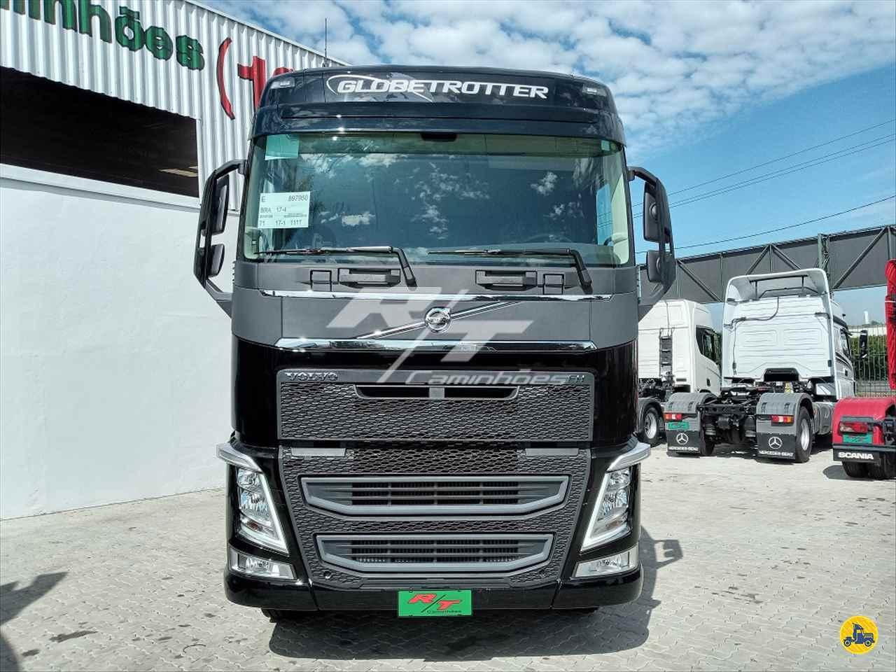 CAMINHAO VOLVO VOLVO FH 500 Cavalo Mecânico Truck 6x2 RT Caminhões SUMARE SÃO PAULO SP
