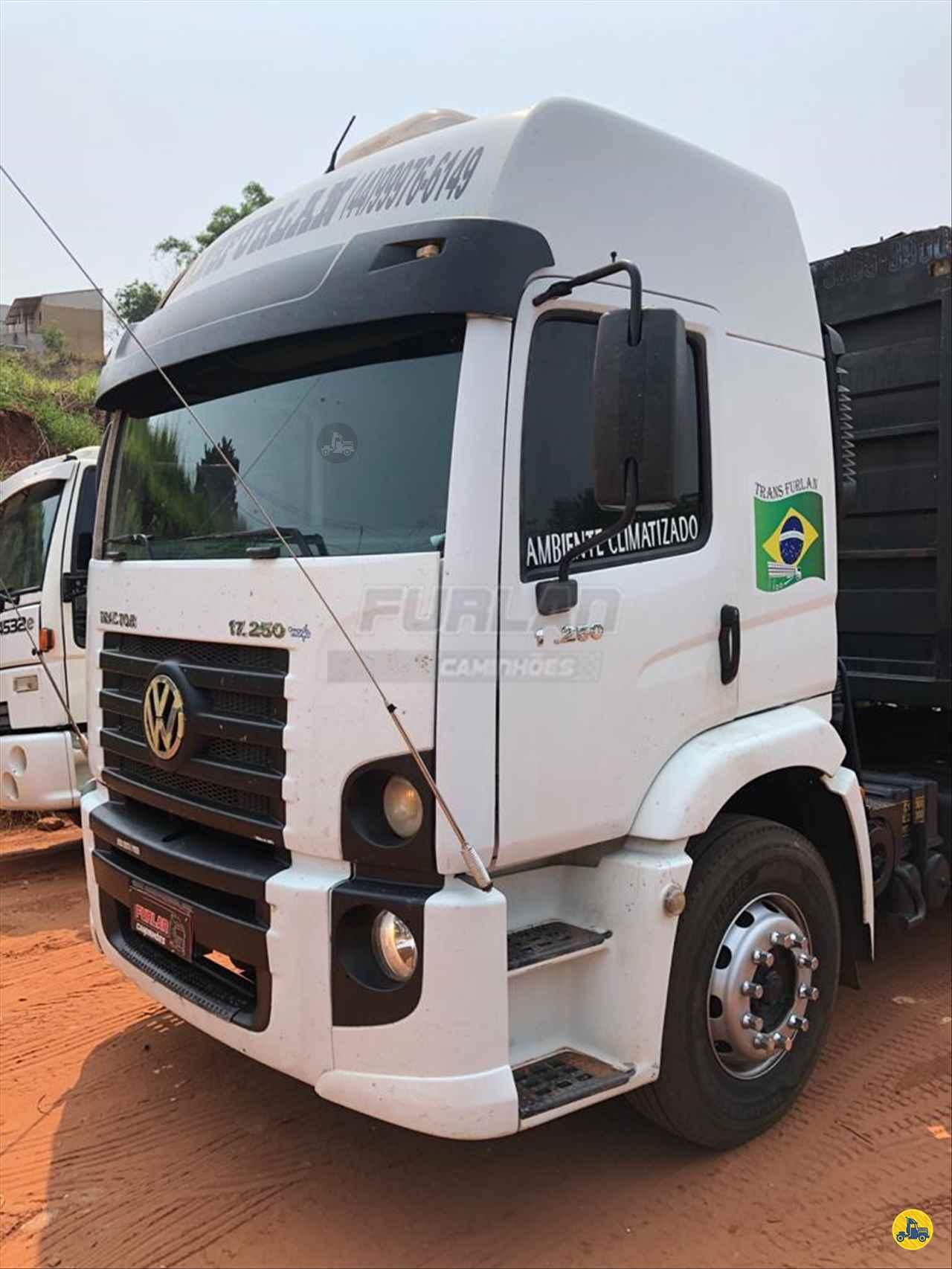 CAMINHAO VOLKSWAGEN VW 17250 Cavalo Mecânico Toco 4x2 Furlan Caminhões UMUARAMA PARANÁ PR