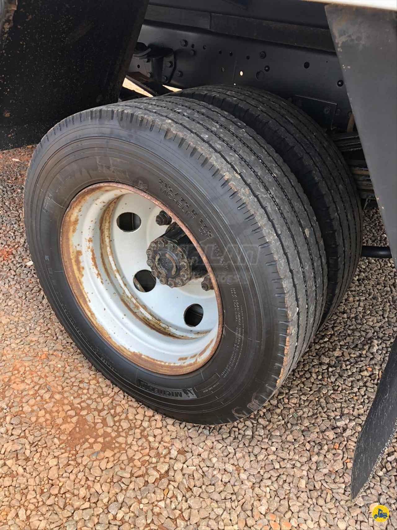 FORD CARGO 815  2007/2008 Furlan Caminhões