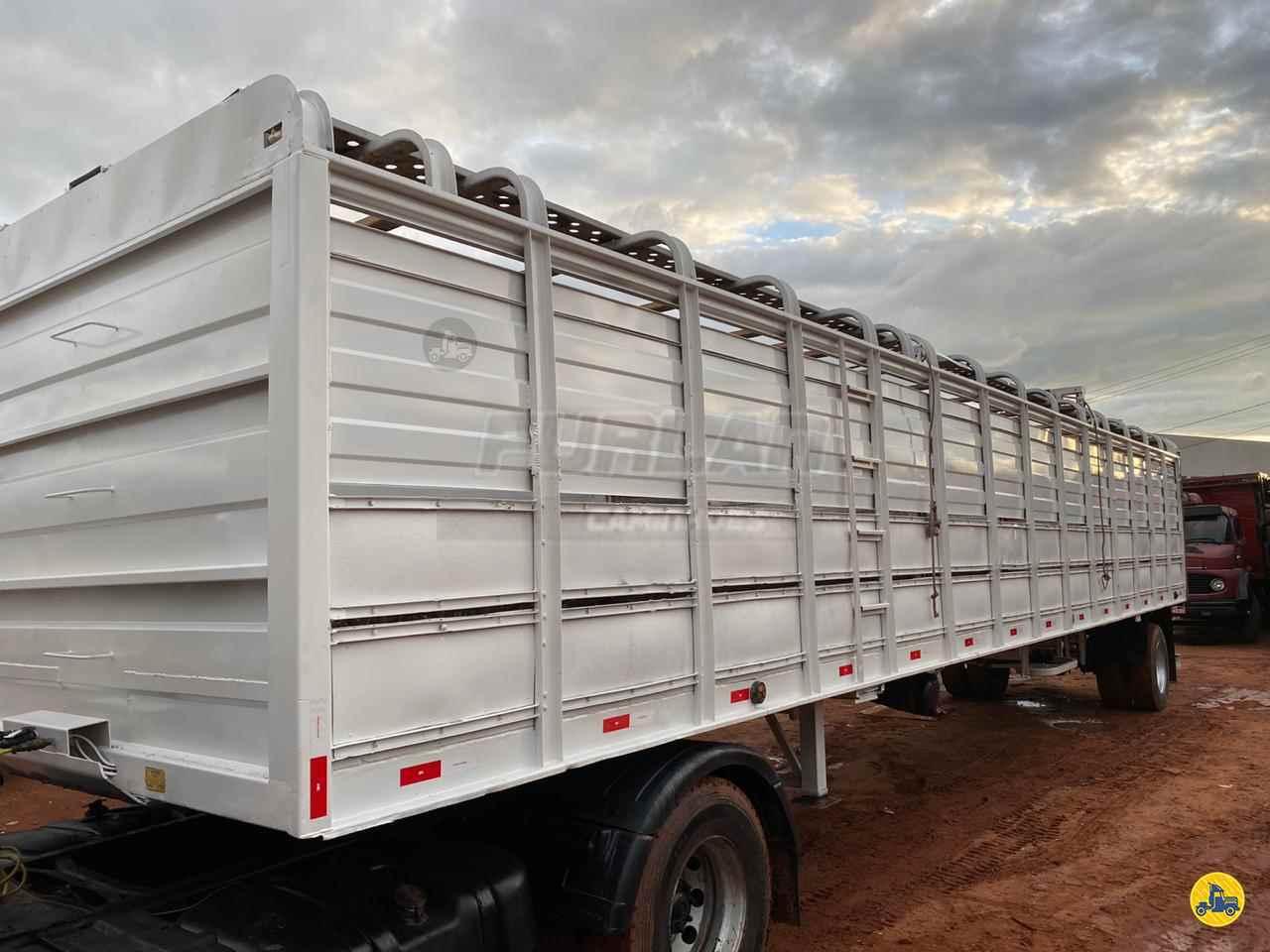 CARRETA SEMI-REBOQUE BOIADEIRO Furlan Caminhões UMUARAMA PARANÁ PR