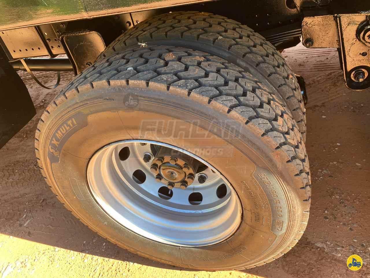 MERCEDES-BENZ MB 2425  2008/2008 Furlan Caminhões