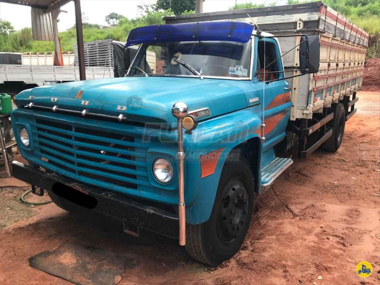CAMINHAO FORD F750 Graneleiro Toco 4x2 Furlan Caminhões UMUARAMA PARANÁ PR