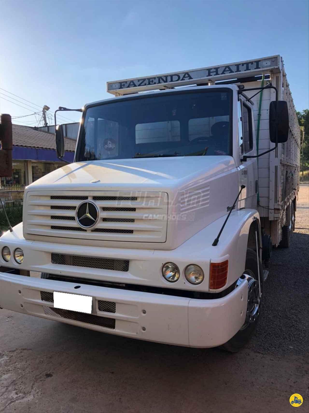 CAMINHAO MERCEDES-BENZ MB 1620 Boiadeiro Truck 6x2 Furlan Caminhões UMUARAMA PARANÁ PR