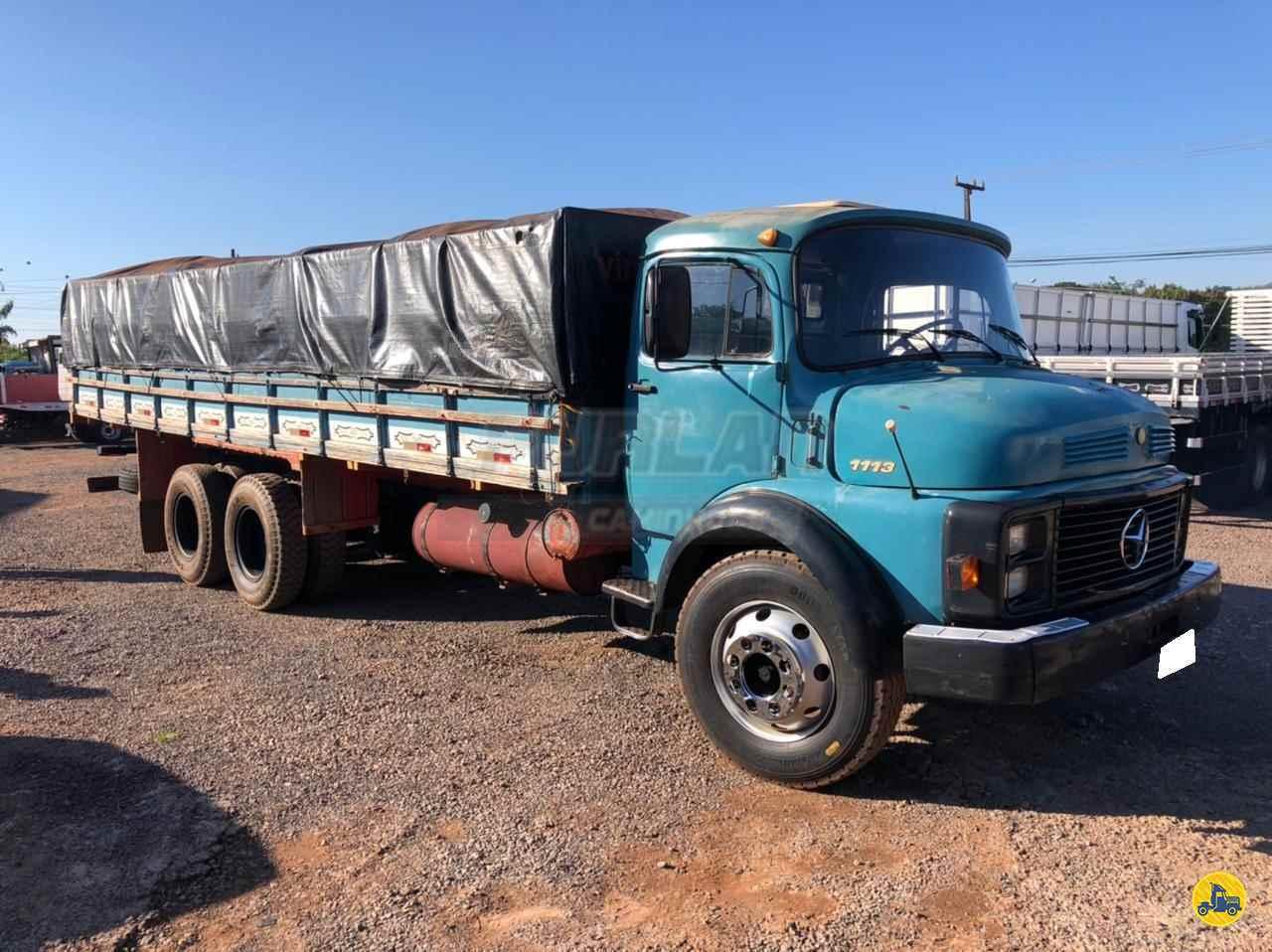 CAMINHAO MERCEDES-BENZ MB 1113 Graneleiro Truck 6x2 Furlan Caminhões UMUARAMA PARANÁ PR