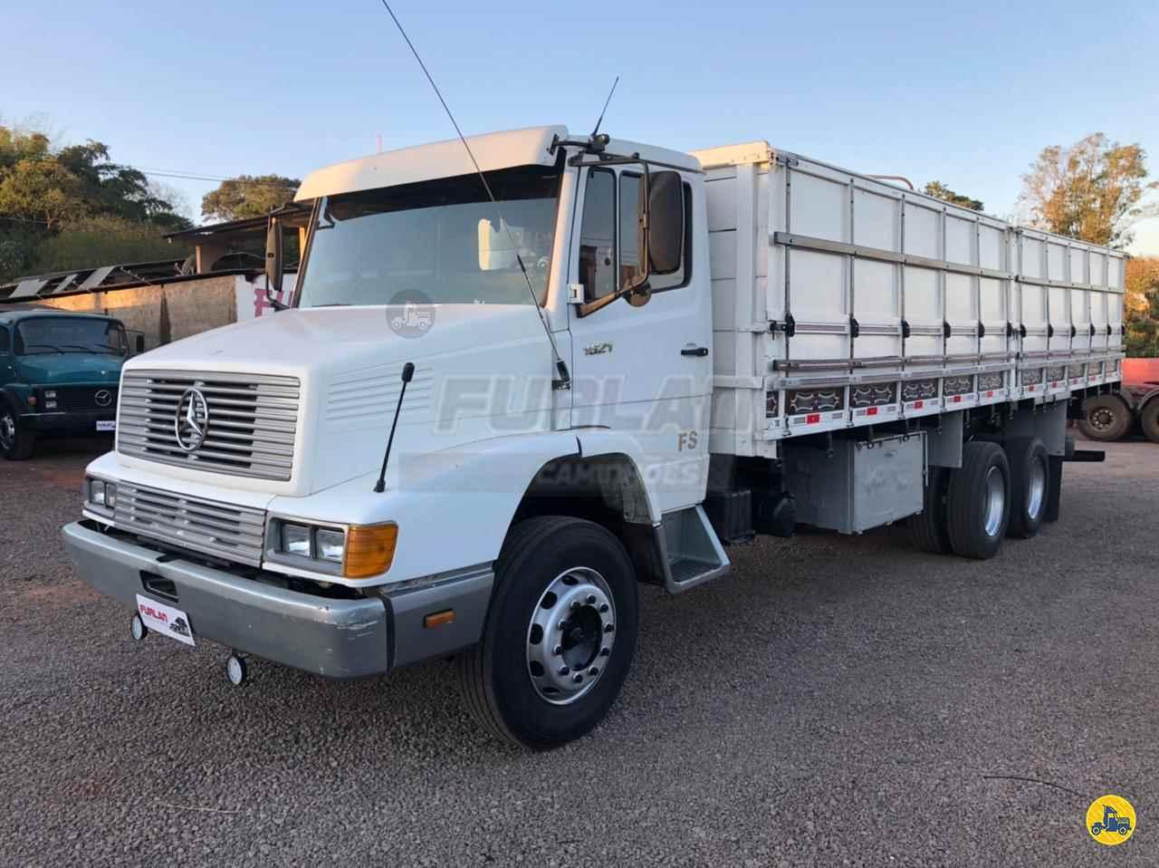CAMINHAO MERCEDES-BENZ MB 1621 Graneleiro Truck 6x2 Furlan Caminhões UMUARAMA PARANÁ PR