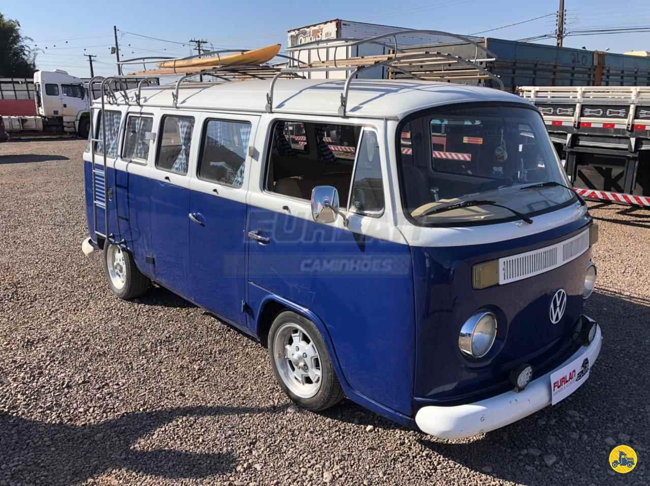 UTILITARIOS VW - Volkswagen Kombi Pick UP Furlan Caminhões UMUARAMA PARANÁ PR