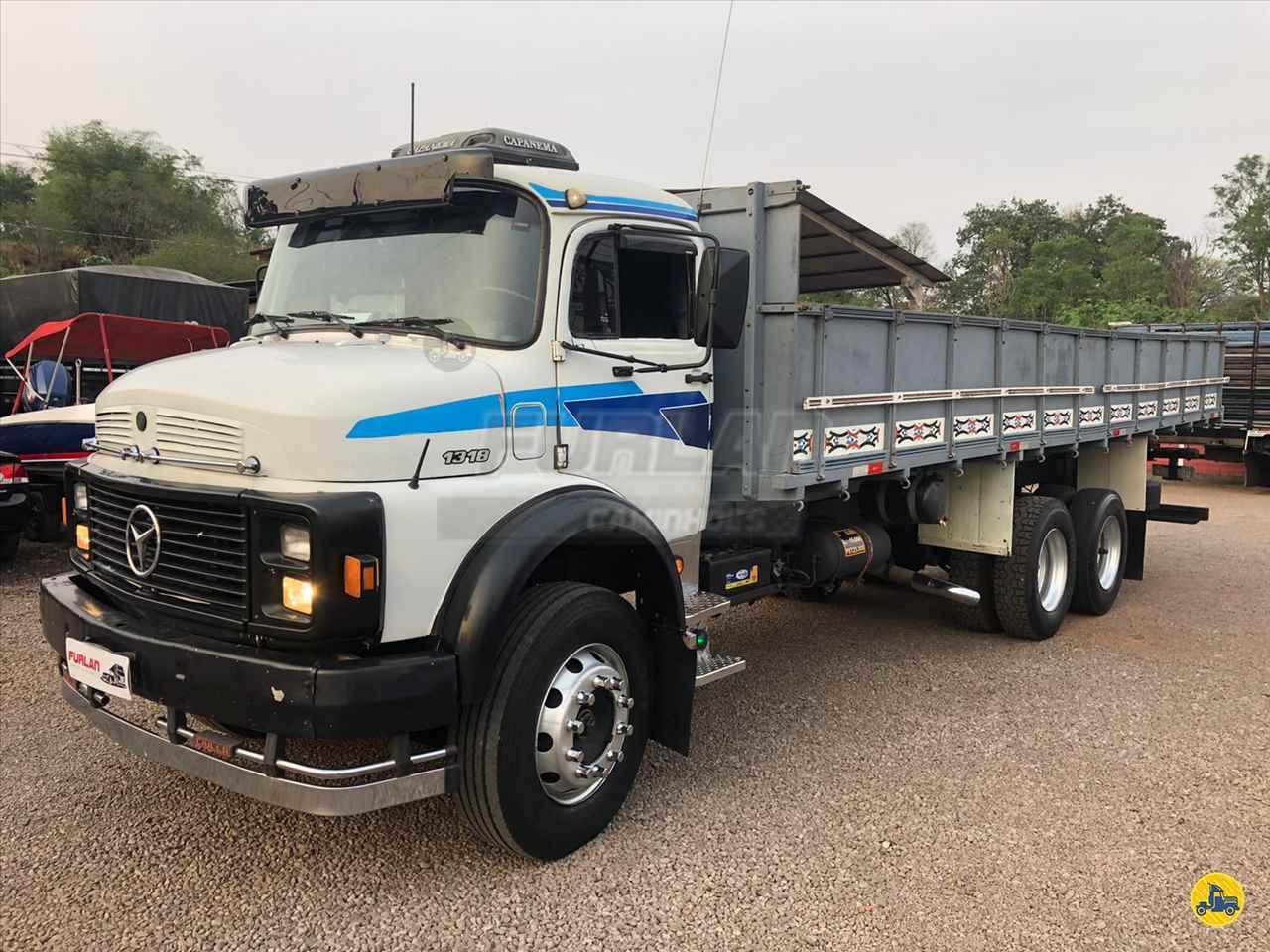 MB 1318 de Furlan Caminhões - UMUARAMA/PR