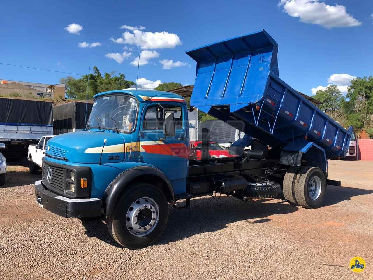 CAMINHAO MERCEDES-BENZ MB 1316 Caçamba Basculante Toco 4x2 Furlan Caminhões UMUARAMA PARANÁ PR