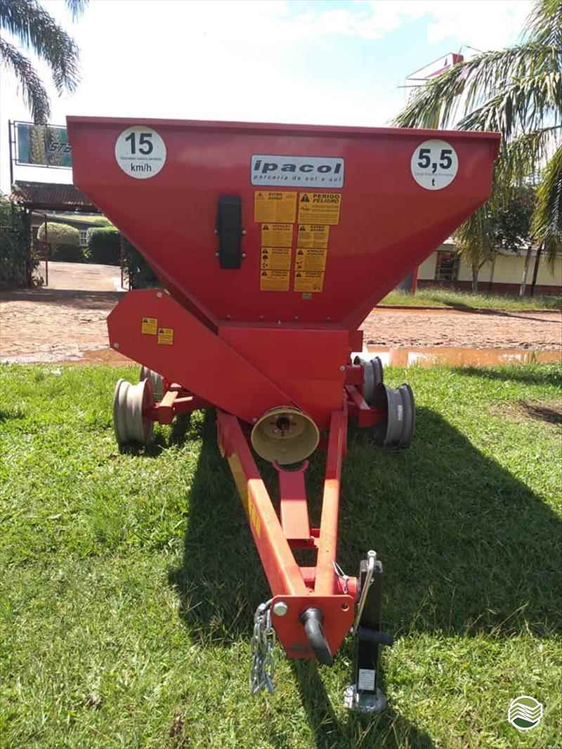 DISTRIBUIDOR CALCÁRIO 5500 Kg  2019 Starmaq Implementos Agrícolas