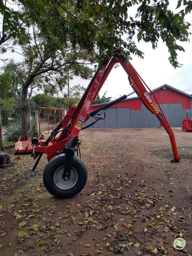 GUINCHO BIG BAG GUINCHO 2000 Kg  2019 Starmaq Implementos Agrícolas
