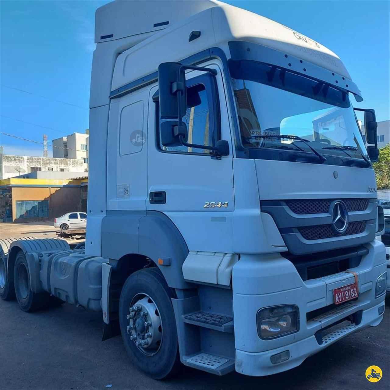 CAMINHAO MERCEDES-BENZ MB 2544 Cavalo Mecânico Truck 6x2 Freccia Caminhões JAGUARUNA SANTA CATARINA SC