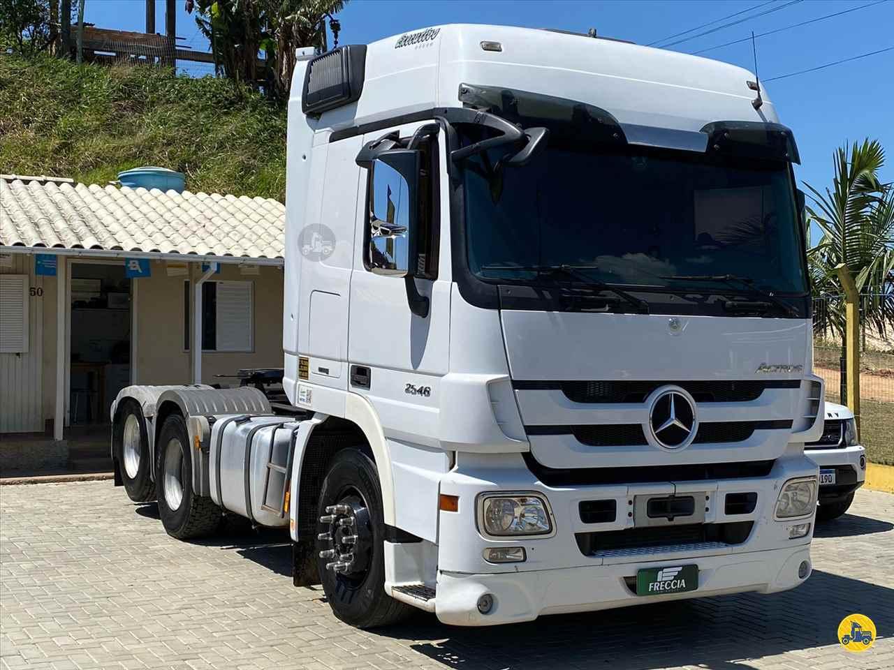 CAMINHAO MERCEDES-BENZ MB 2546 Cavalo Mecânico Truck 6x2 Freccia Caminhões JAGUARUNA SANTA CATARINA SC