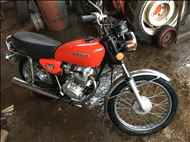 HONDA CG 125  1981/1982 SK Máquinas