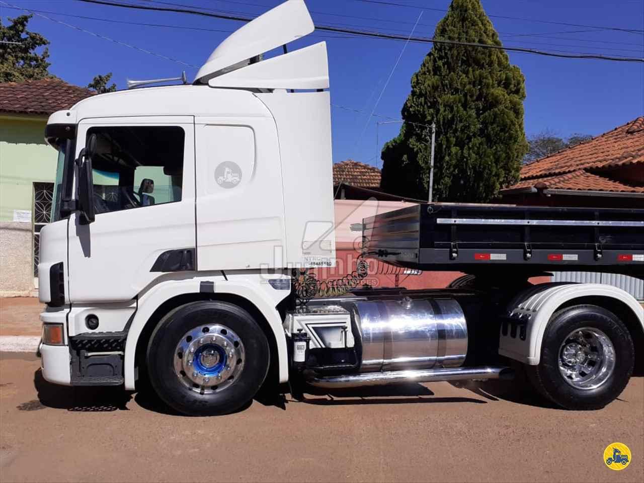 SCANIA SCANIA P340  2007/2008 Juninho Caminhões