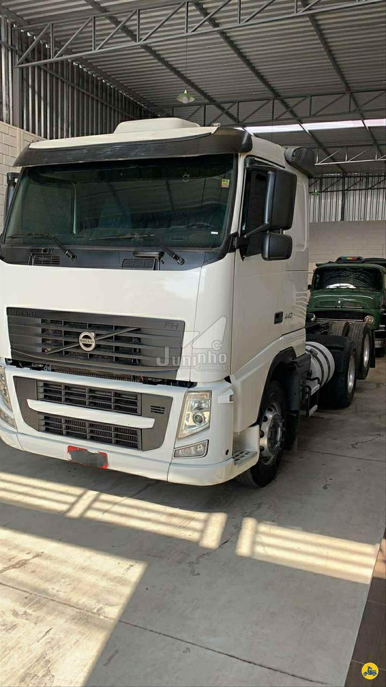 CAMINHAO VOLVO VOLVO FH 440 Cavalo Mecânico Truck 6x2 Juninho Caminhões DIVINOPOLIS MINAS GERAIS MG