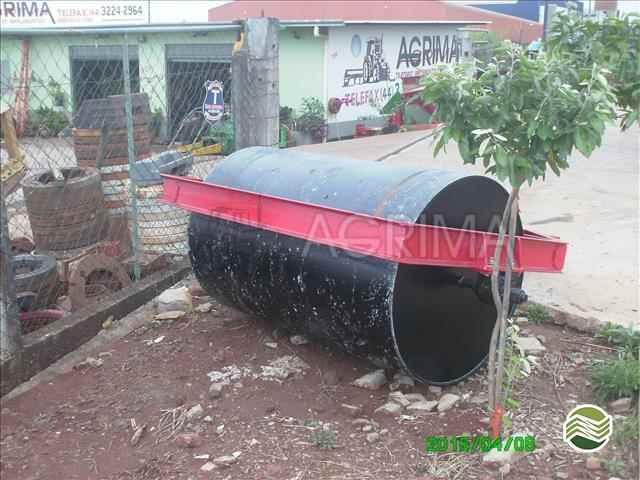 ROLO COMPACTADOR ROLO LISO COMPATADOR  2014/2014 Agrima Implementos Agrícolas