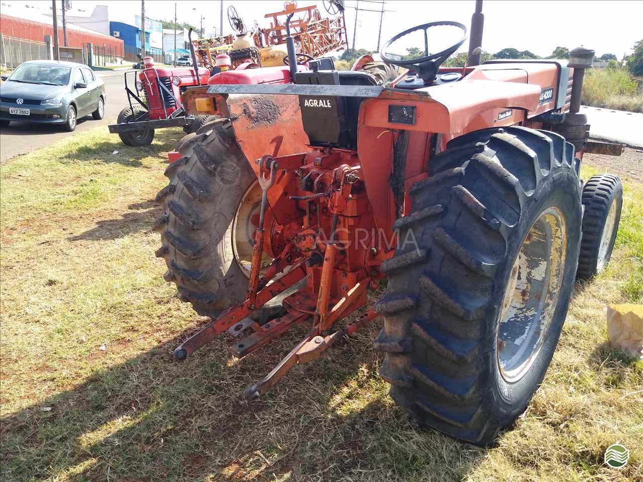 TRATOR AGRALE AGRALE 4300 Tração 4x2 Agrima Implementos Agrícolas MARINGA PARANÁ PR