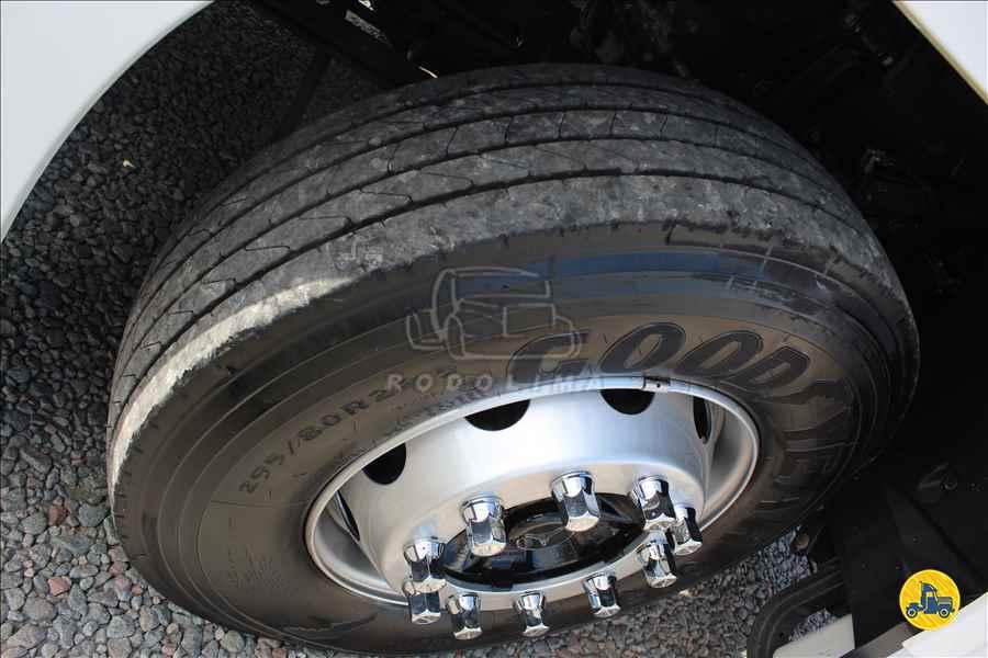 MERCEDES-BENZ MB 2651 230301km 2017/2018 Rodolima Caminhões