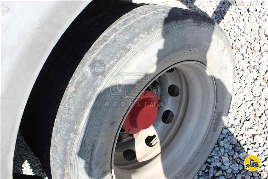 SEMI-REBOQUE TANQUE ISOTERMICO  2012/2012 Rodolima Caminhões