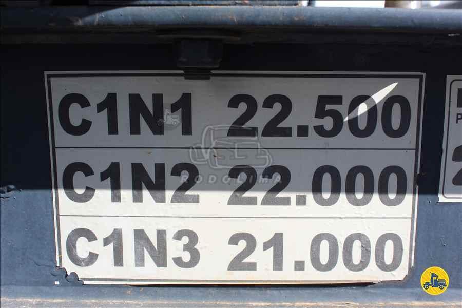 BITREM TANQUE AÇO  2008/2009 Rodolima Caminhões