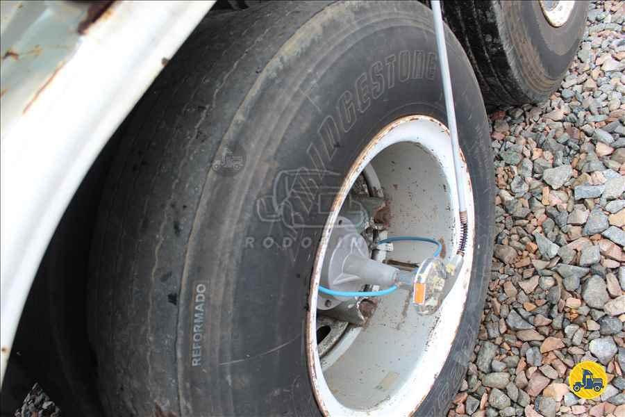 SEMI-REBOQUE TANQUE ISOTERMICO  1995/1995 Rodolima Caminhões