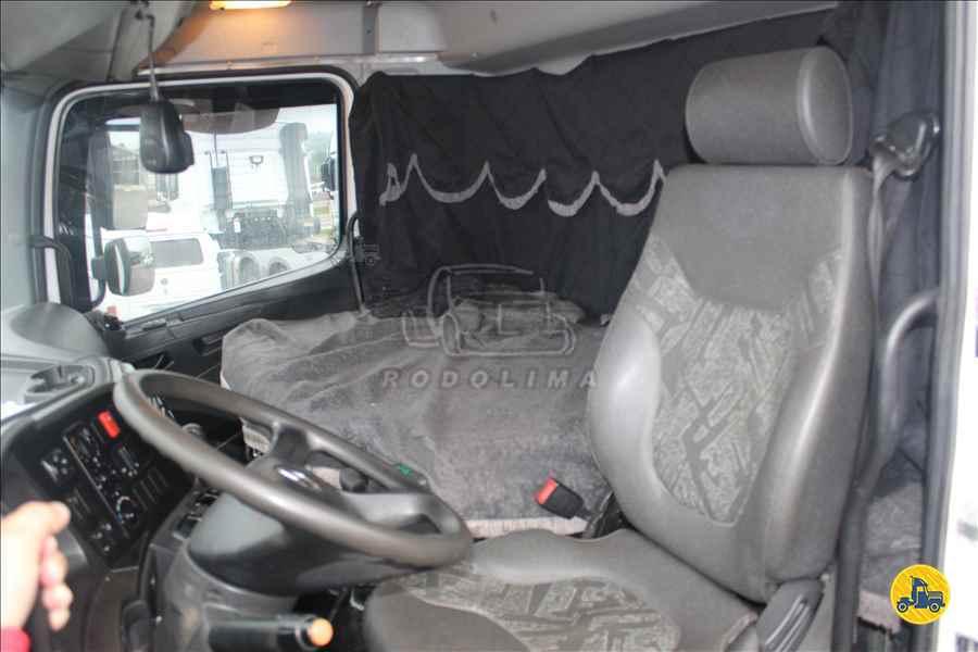 MERCEDES-BENZ MB 3131 223844km 2015/2015 Rodolima Caminhões