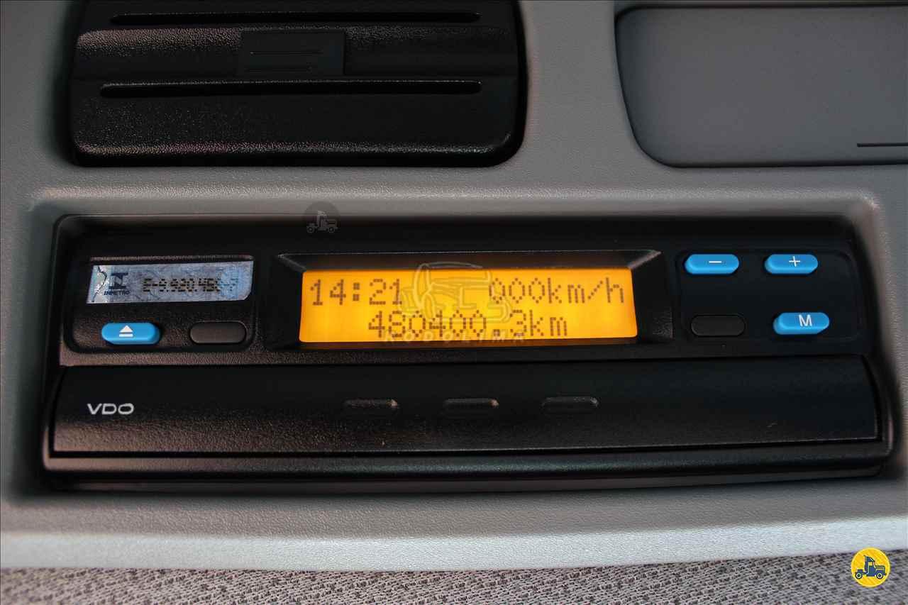 MERCEDES-BENZ MB 2546 480000km 2014/2014 Rodolima Caminhões