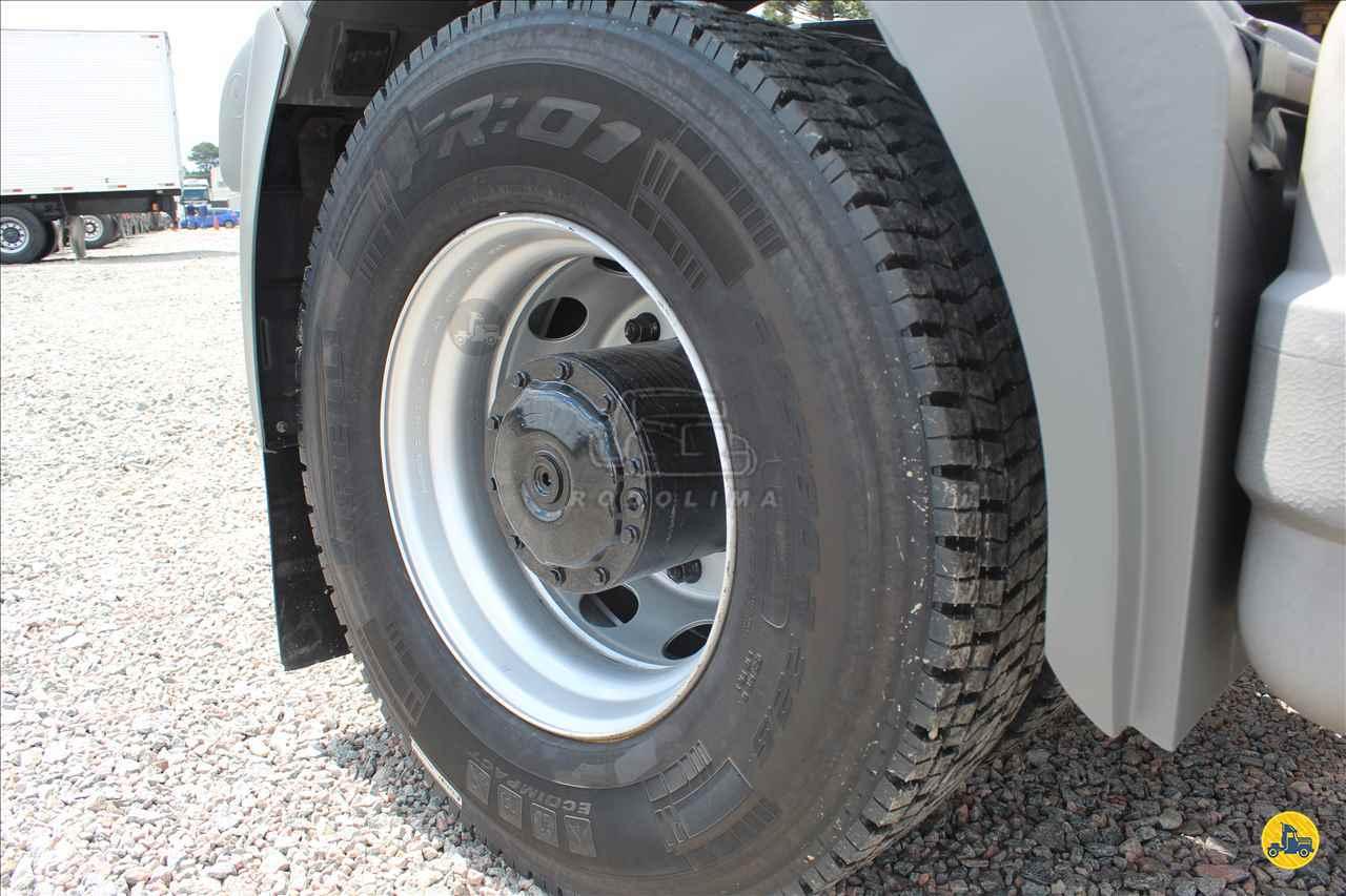 MERCEDES-BENZ MB 2040  2008/2008 Rodolima Caminhões