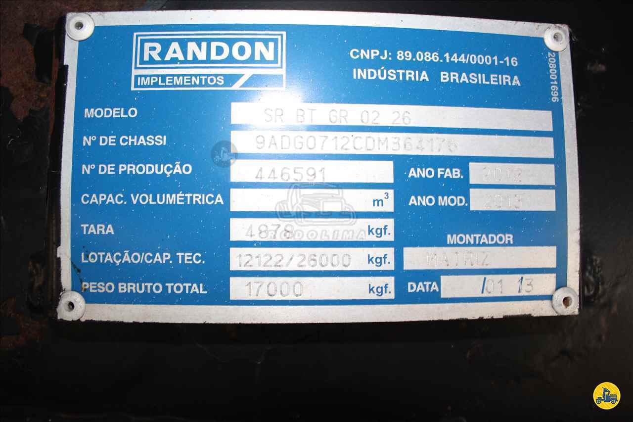 BITREM GRANELEIRO  2012/2013 Rodolima Caminhões