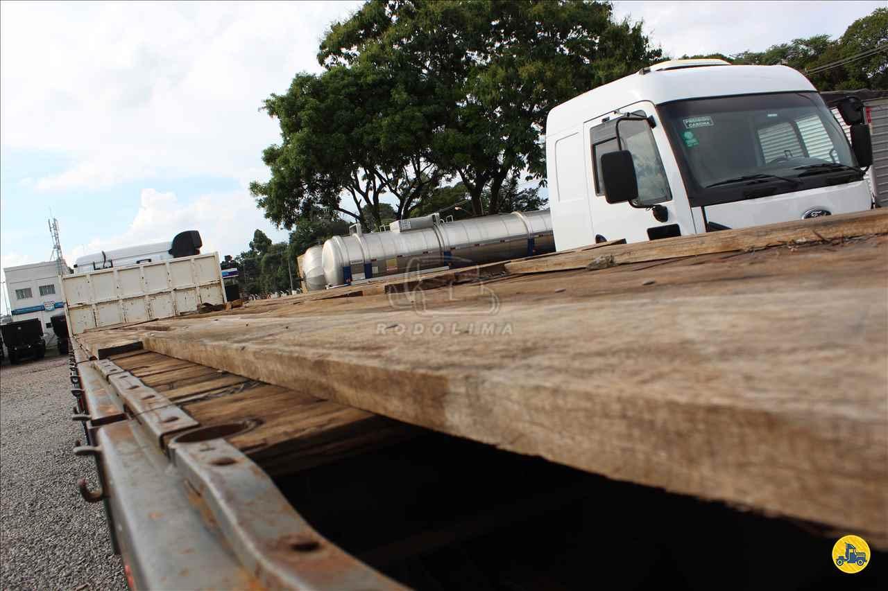 SEMI-REBOQUE PRANCHA  2013/2013 Rodolima Caminhões