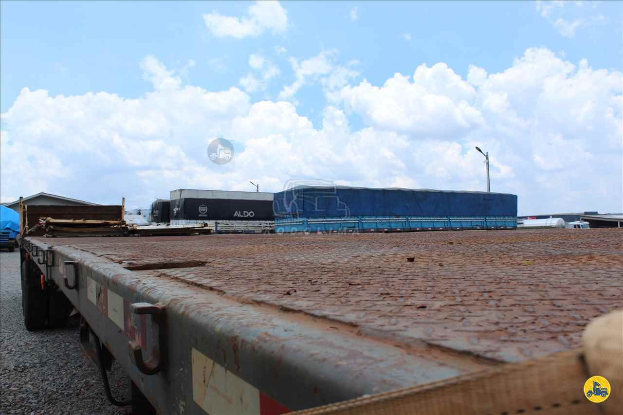 SEMI-REBOQUE PRANCHA  2010/2010 Rodolima Caminhões