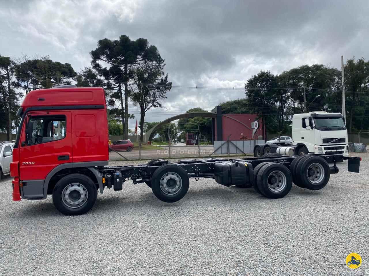 MERCEDES-BENZ MB 3030 0km 2021/2021 Rodolima Caminhões