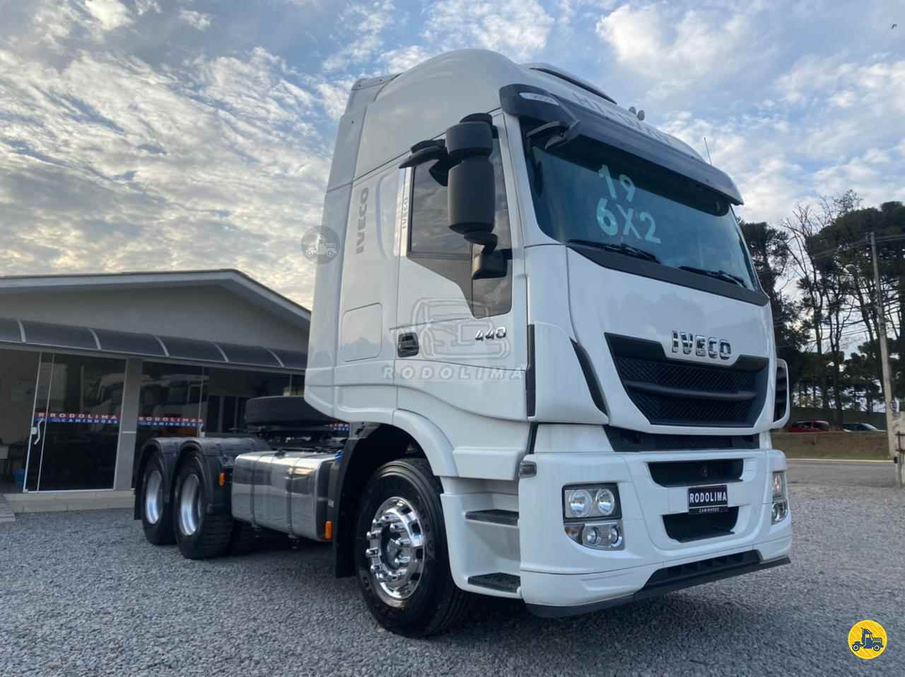 CAMINHAO IVECO STRALIS 480 Cavalo Mecânico Truck 6x2 Rodolima Caminhões CURITIBA PARANÁ PR