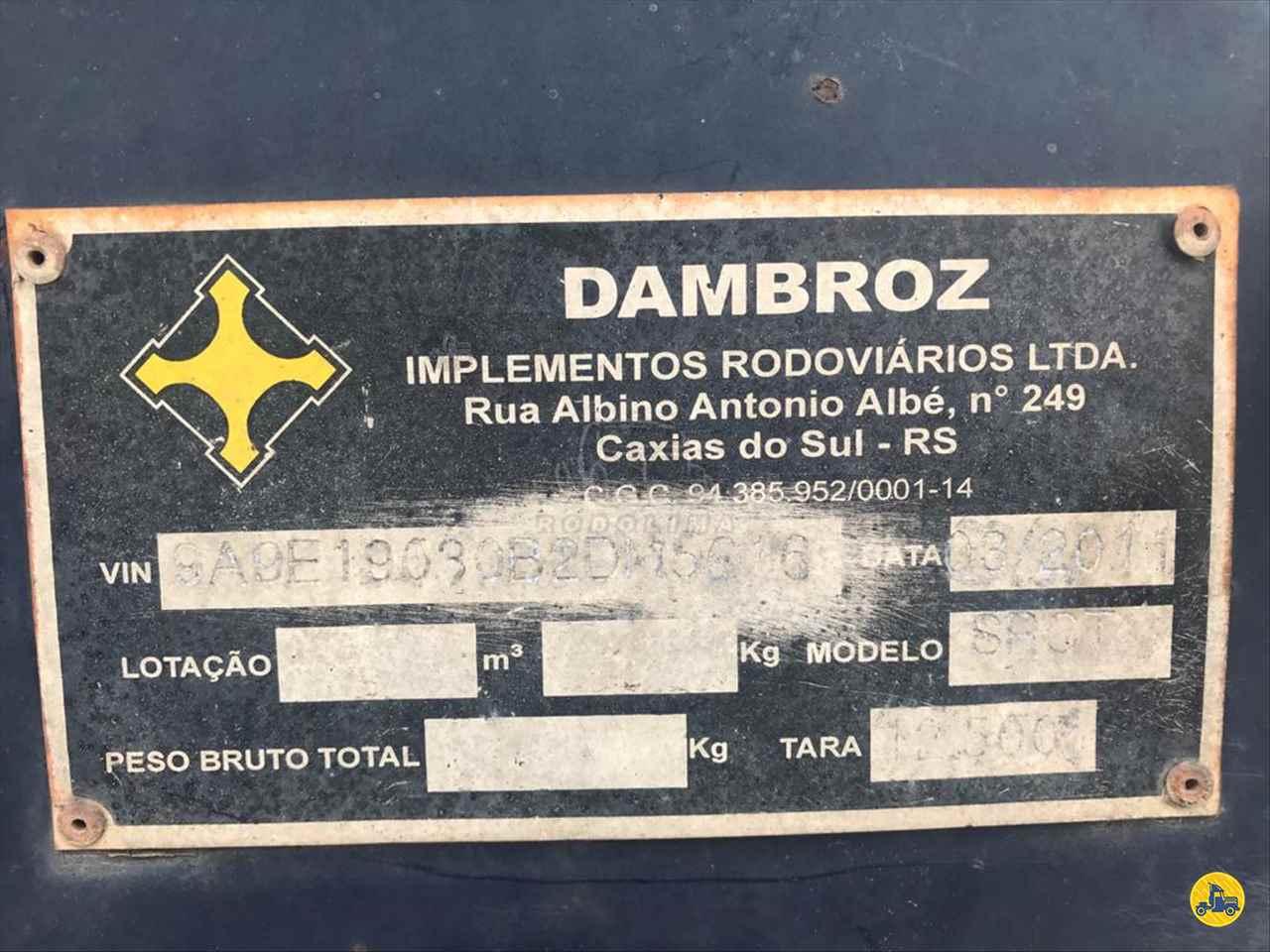 SEMI-REBOQUE PRANCHA  2011/2011 Rodolima Caminhões