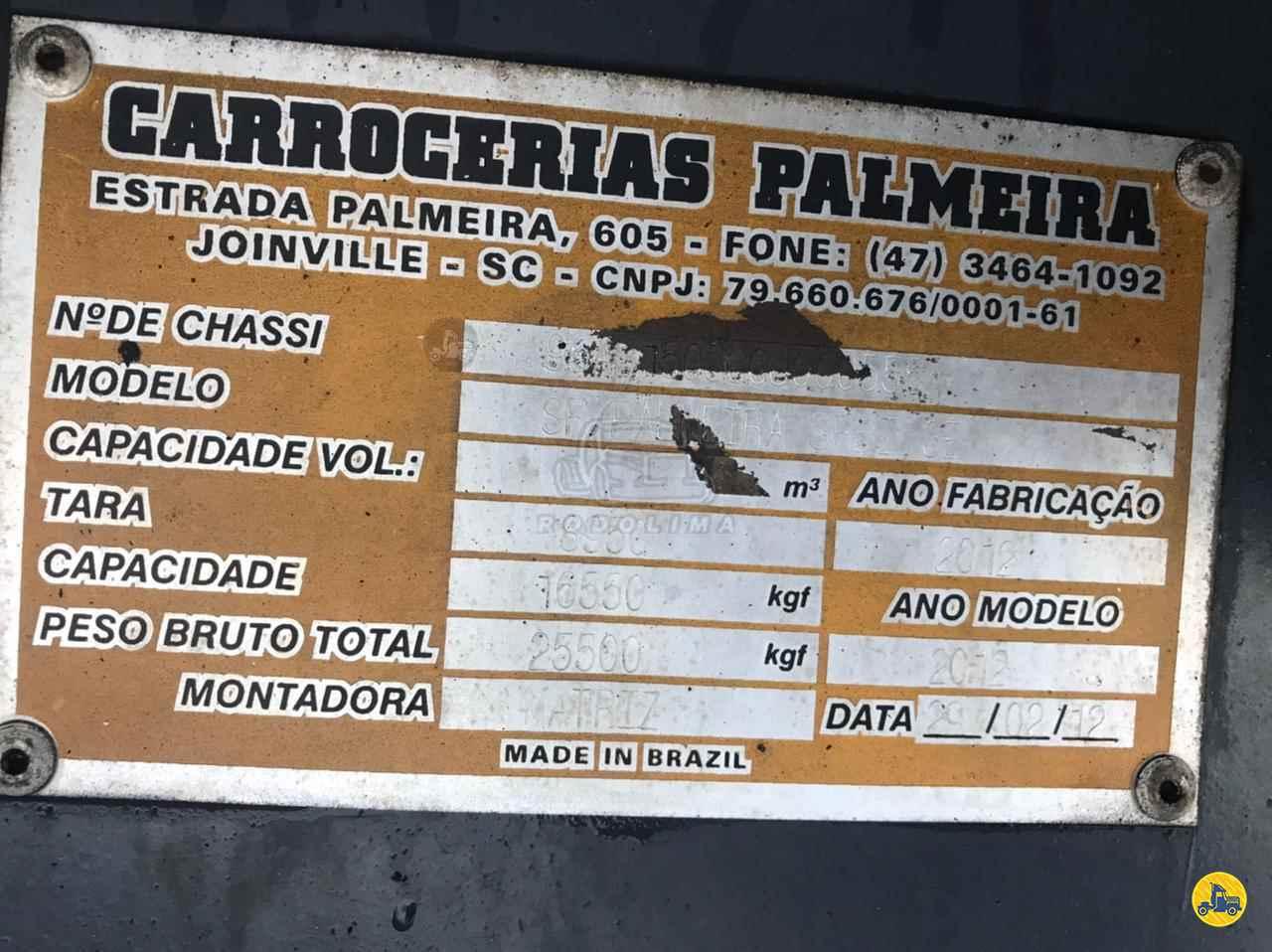 SEMI-REBOQUE FRIGORIFICO  2012/2012 Rodolima Caminhões