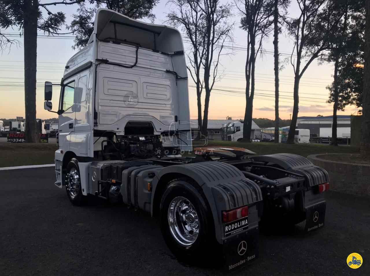 MERCEDES-BENZ MB 2041 398750km 2018/2019 Rodolima Caminhões
