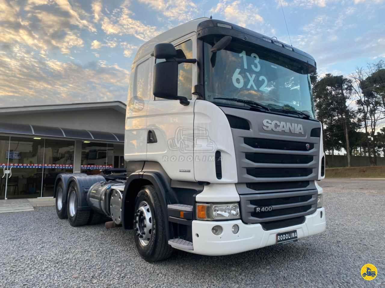 CAMINHAO SCANIA SCANIA 360 Cavalo Mecânico Truck 6x2 Rodolima Caminhões CURITIBA PARANÁ PR