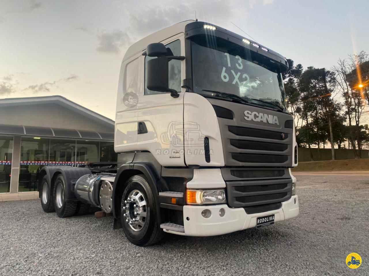 CAMINHAO SCANIA SCANIA 400 Cavalo Mecânico Truck 6x2 Rodolima Caminhões CURITIBA PARANÁ PR