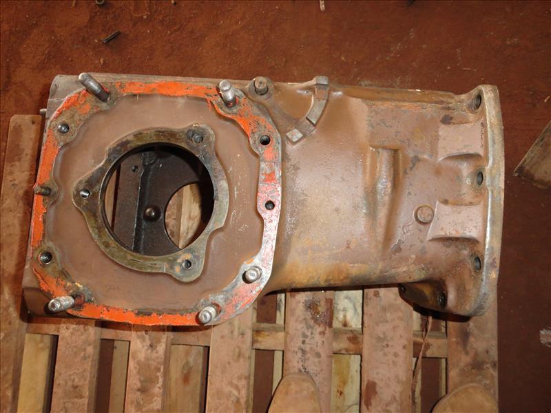 Revendedores Ferro Tractor Peças Usadas Tratores Agricolas Transmissão VARZEA GRANDE MATO GROSSO