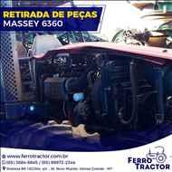 Trator para Pecas MF 6360