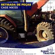 Peças Case MX 135