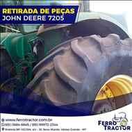 Peças para Trator Jhon Deere 7205