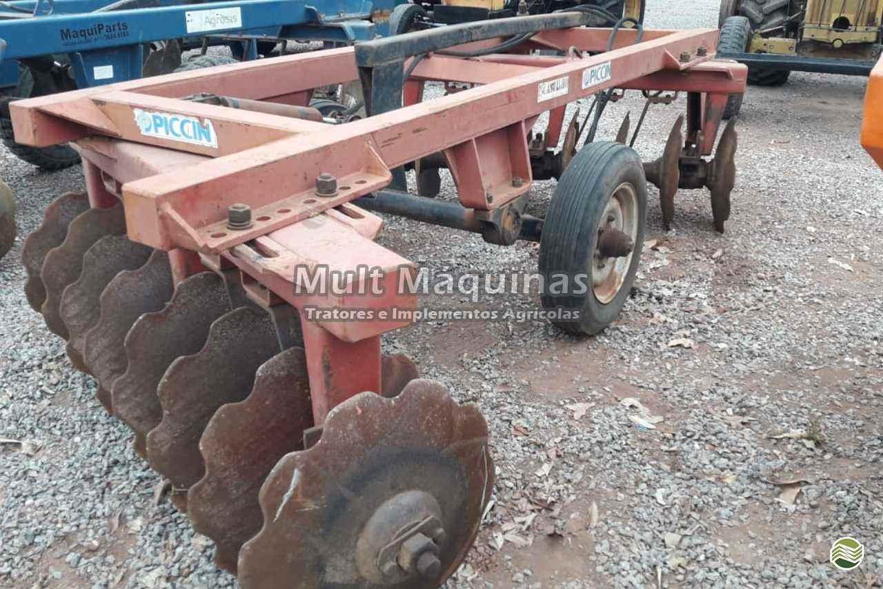 IMPLEMENTOS AGRICOLAS GRADE ARADORA ARADORA 16 DISCOS Mult Máquinas CUIABA MATO GROSSO MT