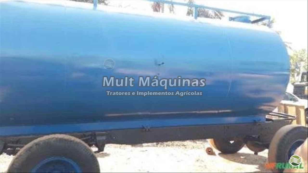 IMPLEMENTOS AGRICOLAS CARRETA TANQUE TANQUE 15000 LITROS Mult Máquinas CUIABA MATO GROSSO MT
