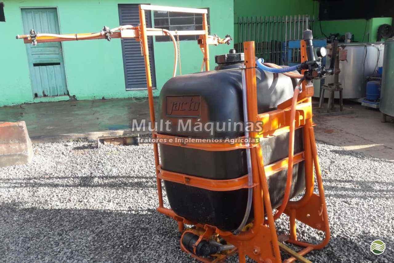 PULVERIZADOR JACTO CONDOR 600 M12 Acoplado Hidráulico Mult Máquinas CUIABA MATO GROSSO MT